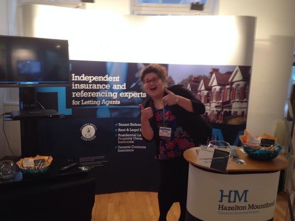 HMS at Glasgow conference