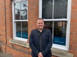 Hazelton Mountford welcome Mike Douglas to the Evesham office